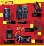 Ofertas de El Bodegón, Folleto Electrónica