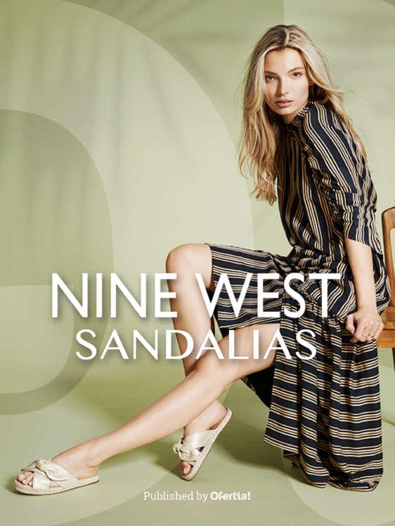 Ofertas de Nine West, SANDALIAS