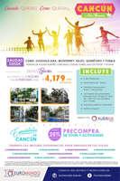 Ofertas de Euromundo, Cancún