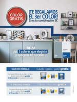 Ofertas de Comex, Color gratis