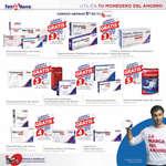 Ofertas de Farmacias del Ahorro, Regreso a Clases