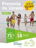 Ofertas de Viajes El Corte Inglés, Preventa de Verano Hassta 71% de dto