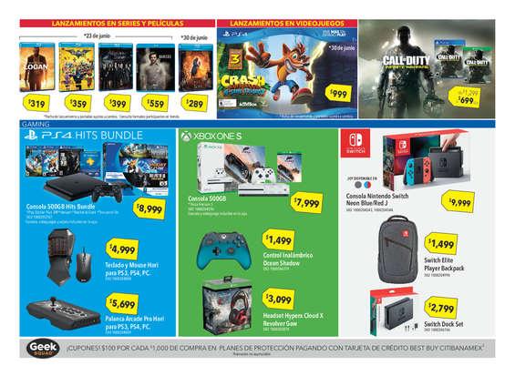 Ofertas de Best Buy, La Tienda #1 de papá