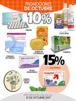 Ofertas de Farmacias Médicor, Promociones Octubre