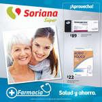 Ofertas de Soriana Súper, Salud y ahorro