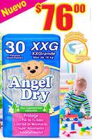 Ofertas de Tiendas Tres B, Nuevo Angel Dry
