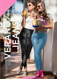 verano jeans Colección 2017