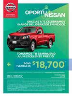 Ofertas de Nissan, Oportunissan