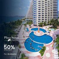 Descuento Playa Suites