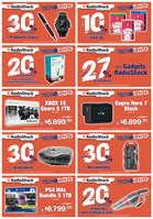 Ofertas de RadioShack, Tecno venta