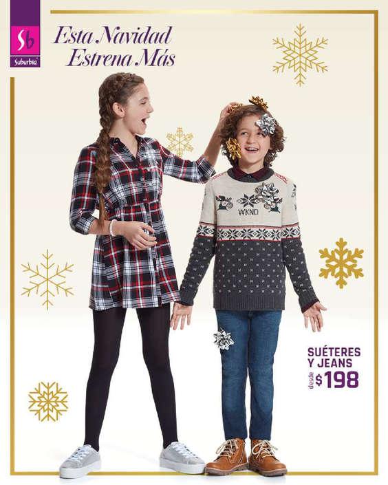 Ofertas de Suburbia, Estrena esta Navidad