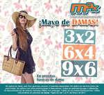 Ofertas de Tintorerías Max, Mayo de damas