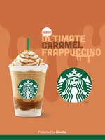 Ofertas de Starbucks, Nuevo Caramel Frappuccino