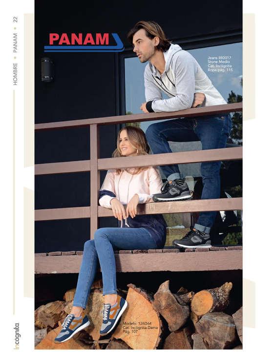 Ofertas de Incógnita, Catálogo Incógnita Calzado Hombre Otoño Invierno 2019