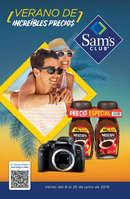 Ofertas de Sam's Club, Verano de increíbles precios - Frontera