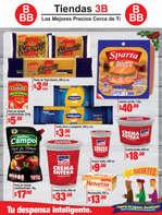 Ofertas de Tiendas Tres B, Productos