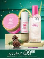Ofertas de Avon, Campaña 19 Esta Navidad ¡Celebra, abraza, regala!