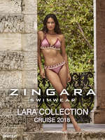Ofertas de ZINGARA, Cruise 2018 Collection Lara