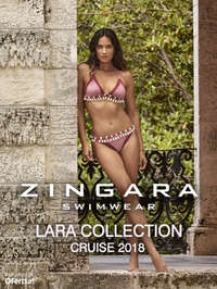 Cruise 2018 Collection Lara