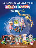 Ofertas de Walmart, Juguetilandia Walmart