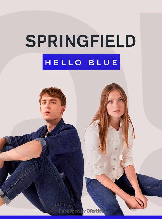Ofertas de Springfield, Hello Blue