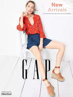 Ofertas de GAP, New arrivals