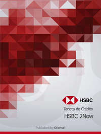 Tarjeta de Crédito HSBC 2Now