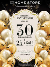 Let's celebrate anniversary