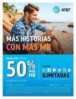 Ofertas de AT&T, Más historias con más MB