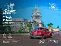 Trilogía cubana