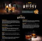 Ofertas de La Europea, El mundo del whisky