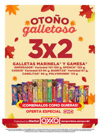 Otoño Galletoso - CDMX