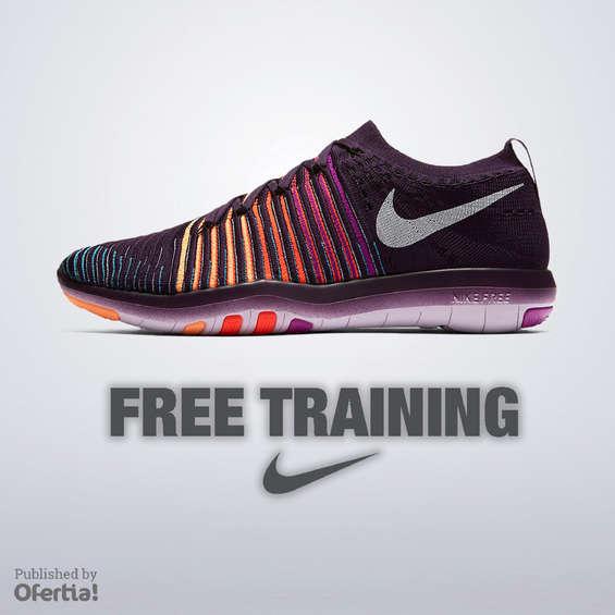 Ofertas de Nike, Nike FreeTraining