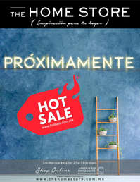 Próximamente Hot Sale