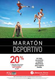 Maratón Deportivo