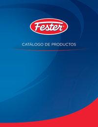 Catálogo de productos Fester