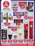 Ofertas de Tiendas Tres B, Promociones mensuales