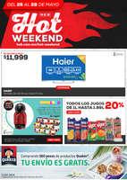 Ofertas de H-E-B, Hot Weekend