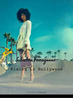 Ofertas de Salvatore Ferragamo, Rising in hollywood