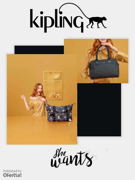 Ofertas de Kipling, She Wants