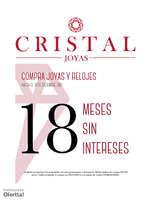 Ofertas de Cristal Joyas, Compra Joyas y Relojes a 18 Meses Sin Intereses