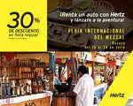 Ofertas de Hertz, Feria Internacional de Mezcal con Hertz