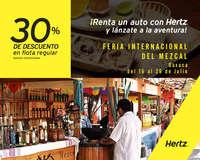 Feria Internacional de Mezcal con Hertz