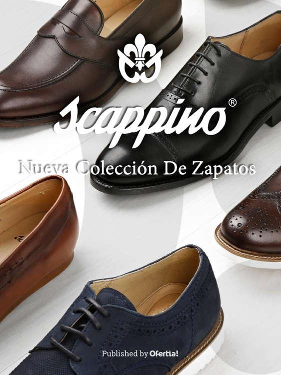 Ofertas de Scappino, Nueva Colección de zapatos