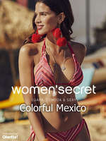 Ofertas de WOMEN´S SECRET, Colorful Mexico