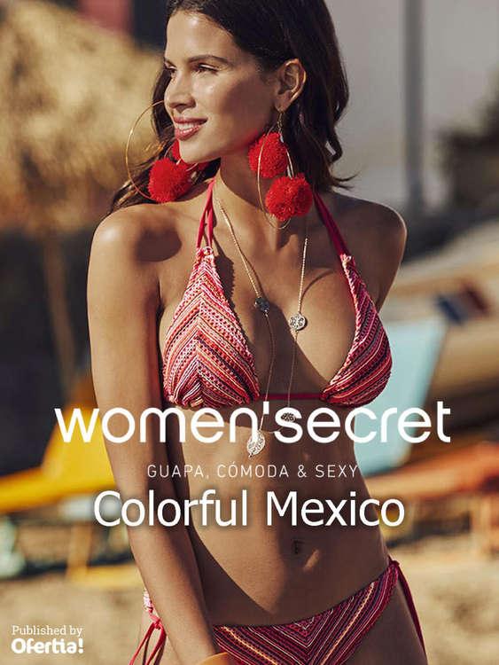 Ofertas de WOMEN´S SECRET, Colorful Mexico