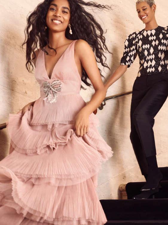 varios tipos de estilo clásico de 2019 brillante n color Vestidos de fiesta largos en Ciudad de México - Catálogos ...
