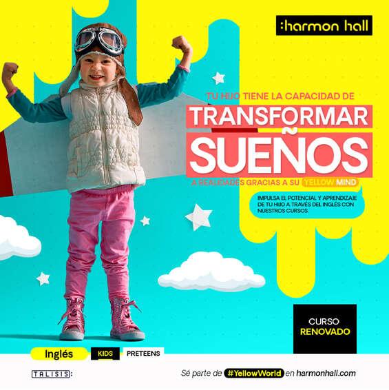 Ofertas de Harmon Hall, Curso para niños