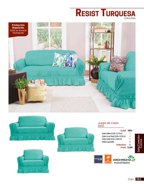 Funda sofá en Ciudad de México - Catálogos, ofertas y tiendas donde ...