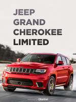 Ofertas de Jeep, Jeep Grand Cherokee 2019